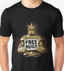 Free Hugs by The Mountain Slim Fit T-Shirt