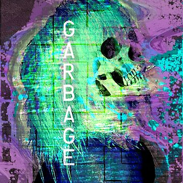 Garbage Girl by Very-Dead