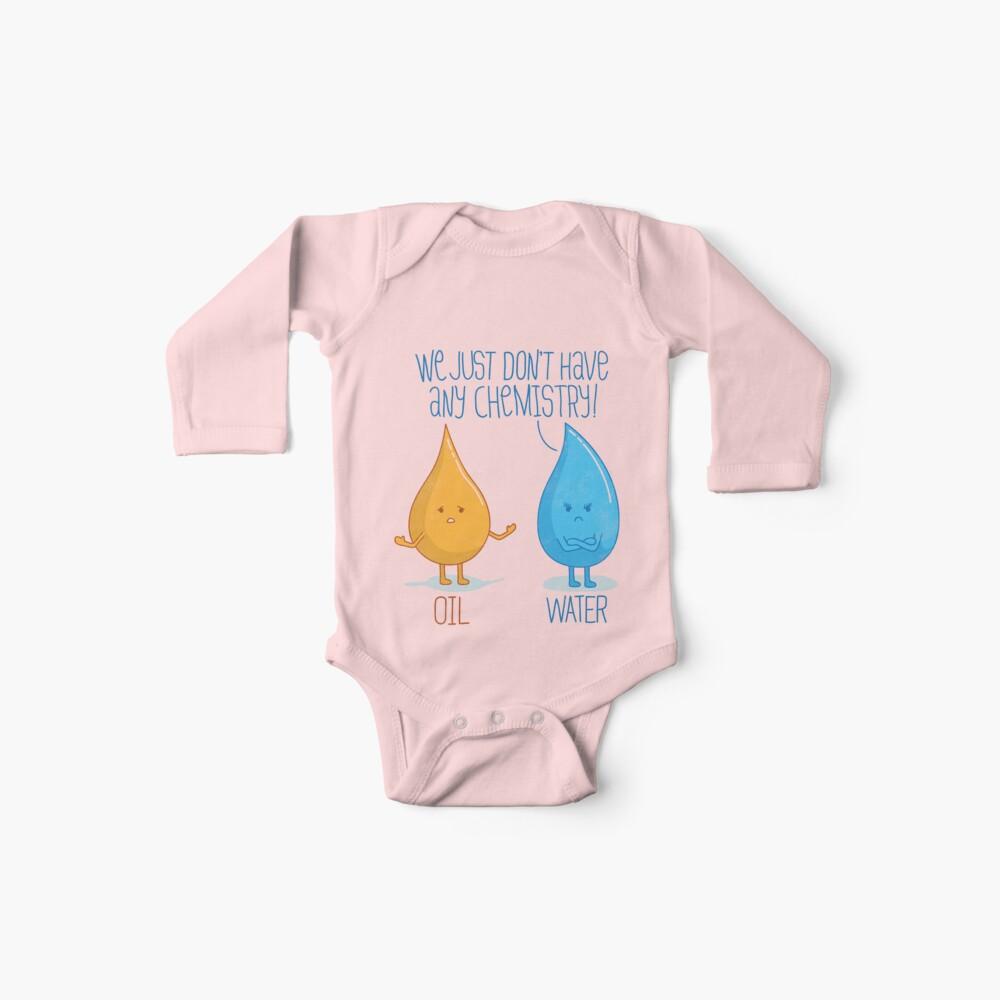 No Chemistry Baby One-Piece
