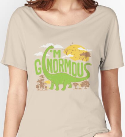 Ginormous Women's Relaxed Fit T-Shirt