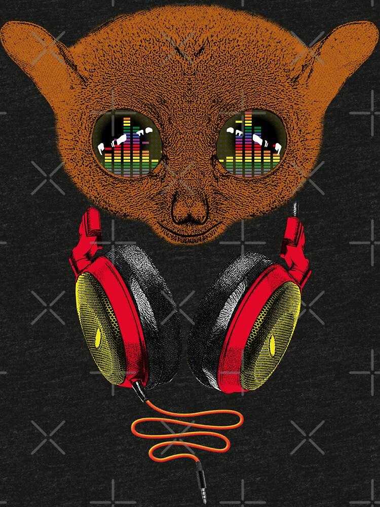 DJ Tarsier von freeagent08