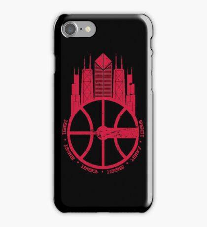 Chicago Balls iPhone Case/Skin