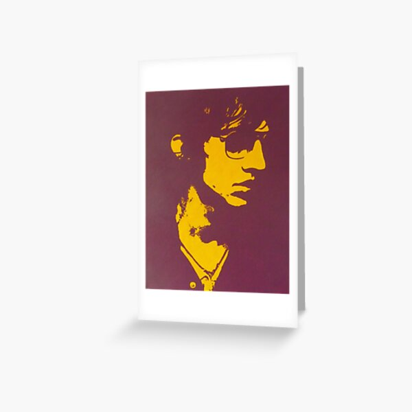 Lucky Man Greeting Card