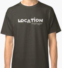 Film Crew. Location Manager. Classic T-Shirt