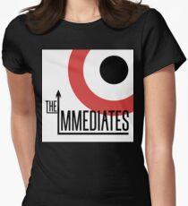 Immediates Mod Target Womens Fitted T-Shirt