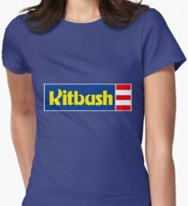 Kitbash 1 Womens Fitted T-Shirt