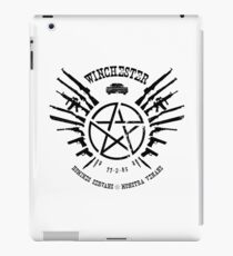 Winchester Coat of Arms iPad Case/Skin
