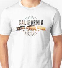 California Skyline Unisex T-Shirt