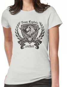 Seeker Crest - Get the Snitch Womens Fitted T-Shirt
