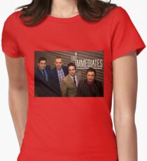 The Immediates full smart band  Womens Fitted T-Shirt
