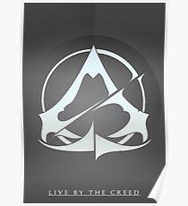 Emblem Variant 2 Poster