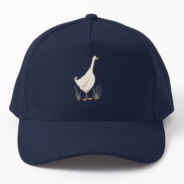 Goose with Attitude Baseball Cap