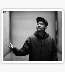Dumbfoundead Sticker