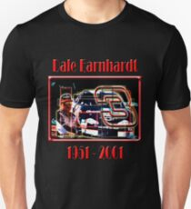 Dale Earnhardt Senior 1951 - 2001 T-Shirt