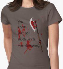 Badass Schoolgirl T-Shirt