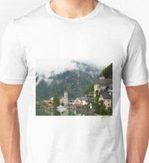 Village Hallstatt, Upper Austria Unisex T-Shirt