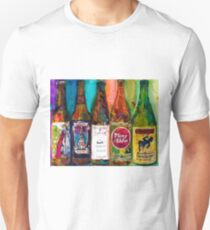 Zombie Dust, Dead Man Ale, Lunch, PlinytheEdler, Centillion Combo Fancy Beer Man Cave Unisex T-Shirt