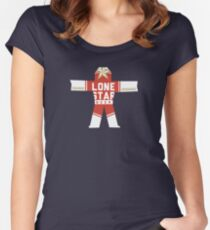 True Detective Lone Star Women's Fitted Scoop T-Shirt