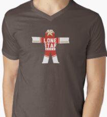 True Detective Lone Star Men's V-Neck T-Shirt