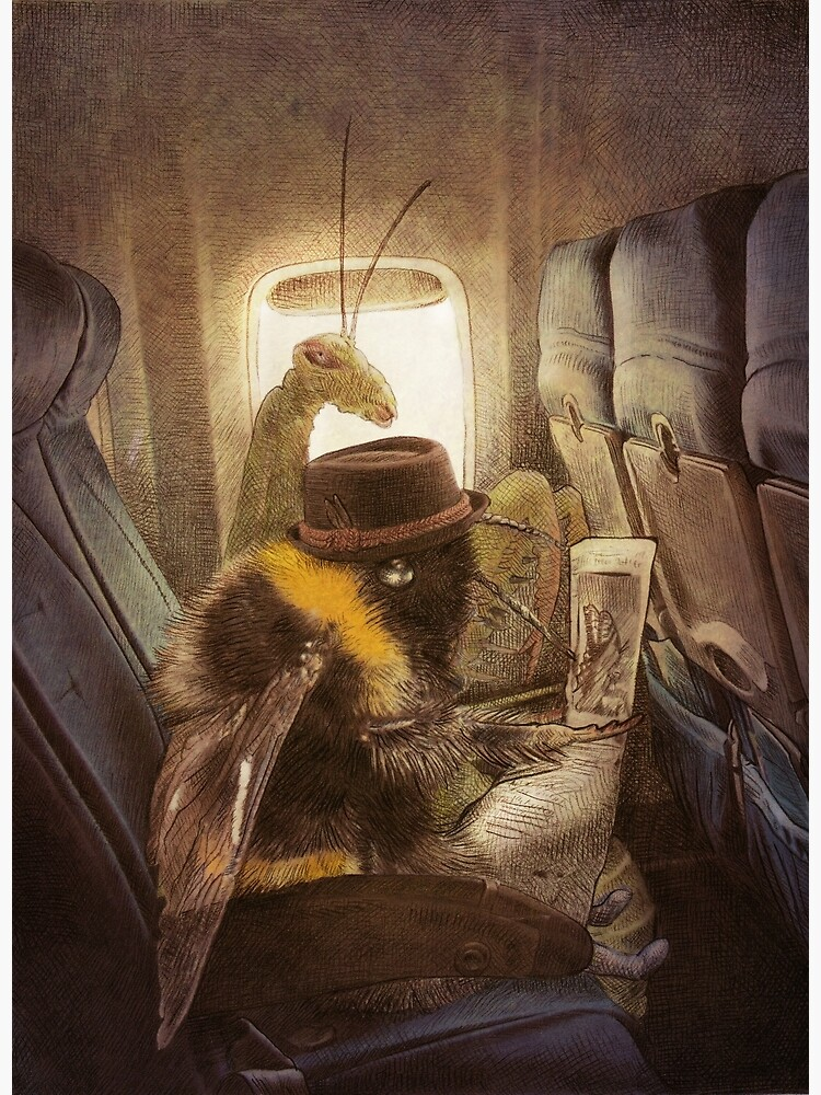 Flight of the Bumblebee  by opifan
