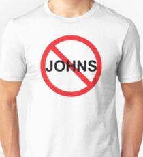 Camiseta ajustada No Johns