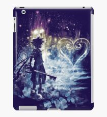a path to the heart iPad Case/Skin