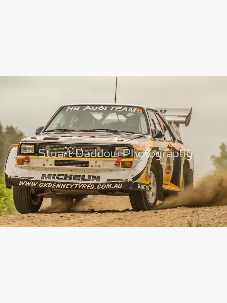 Audi Quattro S1 E2 Replica - Lightforce Rally SA 2016 by StuBear22