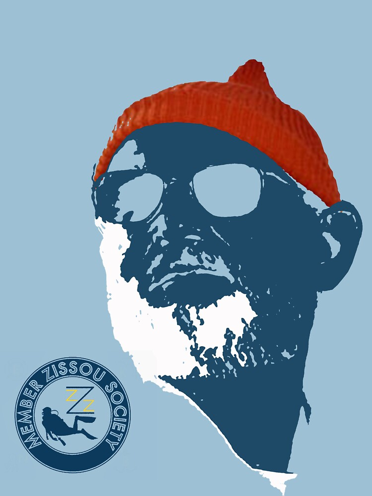 TShirtGifter presents: team zissou | Unisex T-Shirt