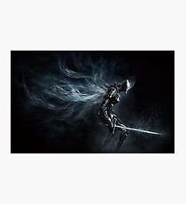 Outrider knight Photographic Print