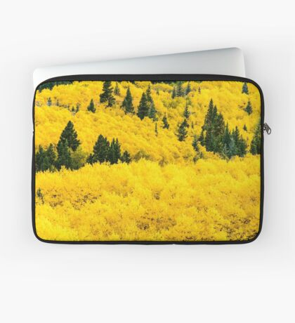 Buried In Gold Laptop Sleeve