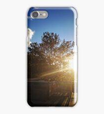 nice sunshine iPhone Case/Skin