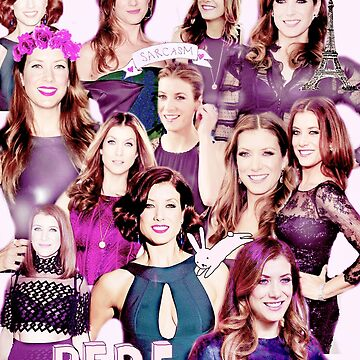 Kate Walsh Collage by Kazzybookat