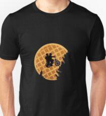 stranger things waffle moon T-Shirt