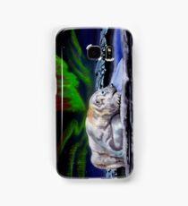 Bear reflection Samsung Galaxy Case/Skin