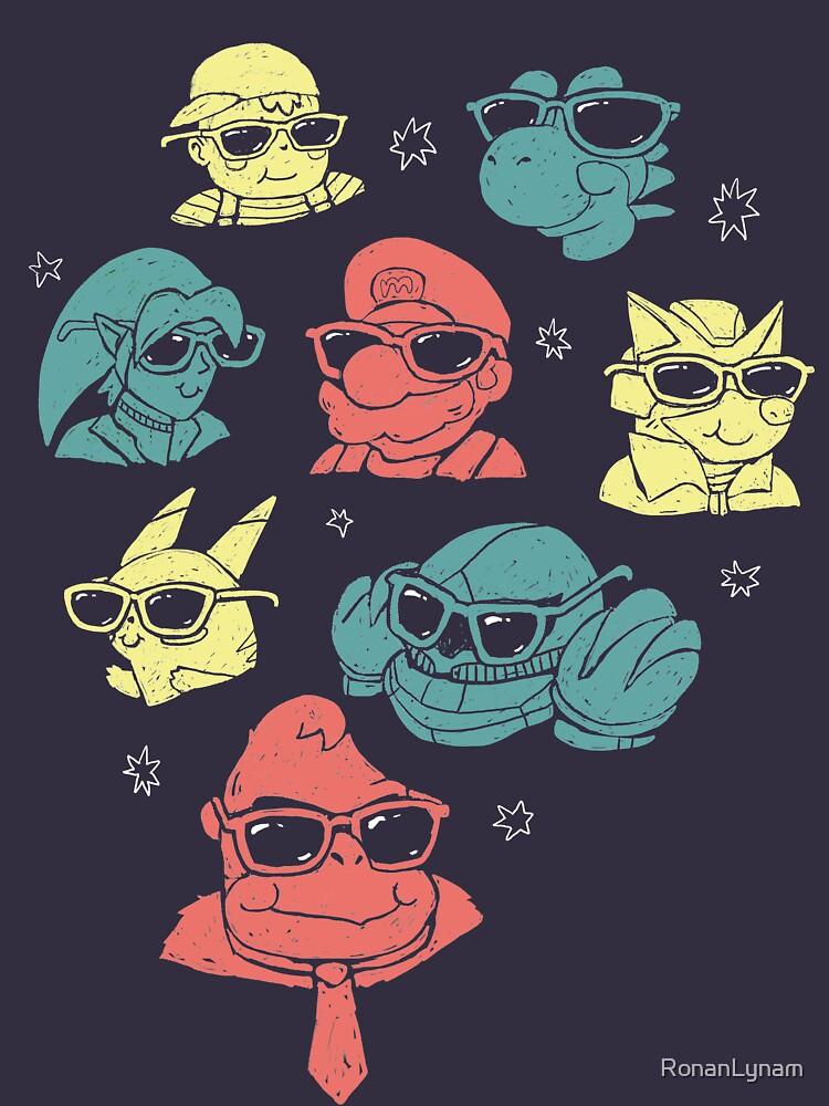 Super Smash Bros by RonanLynam