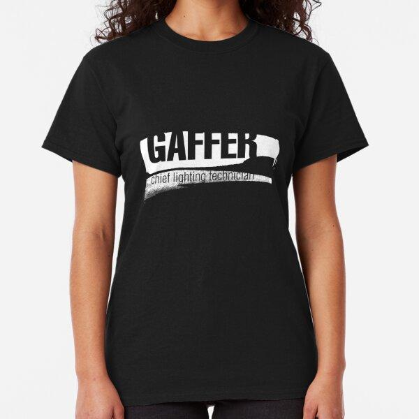 Film Crew II. Gaffer. Classic T-Shirt