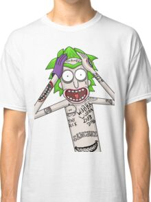 I'm just going to wubba lubba dub dub you real bad Classic T-Shirt