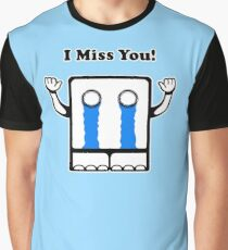 I Miss You Graphic T-Shirt