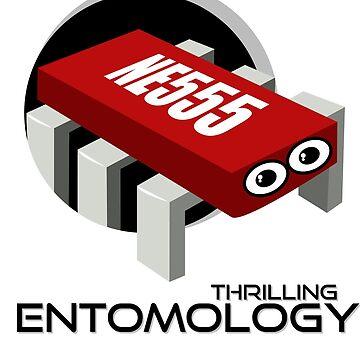 THRILLING ENTOMOLOGY by bravotopo