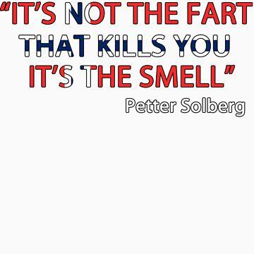 """Petter Solberg: """"No es el pedo lo que te mata ... de Venusta"""