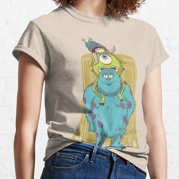 Monstruos S.A. Camiseta clásica