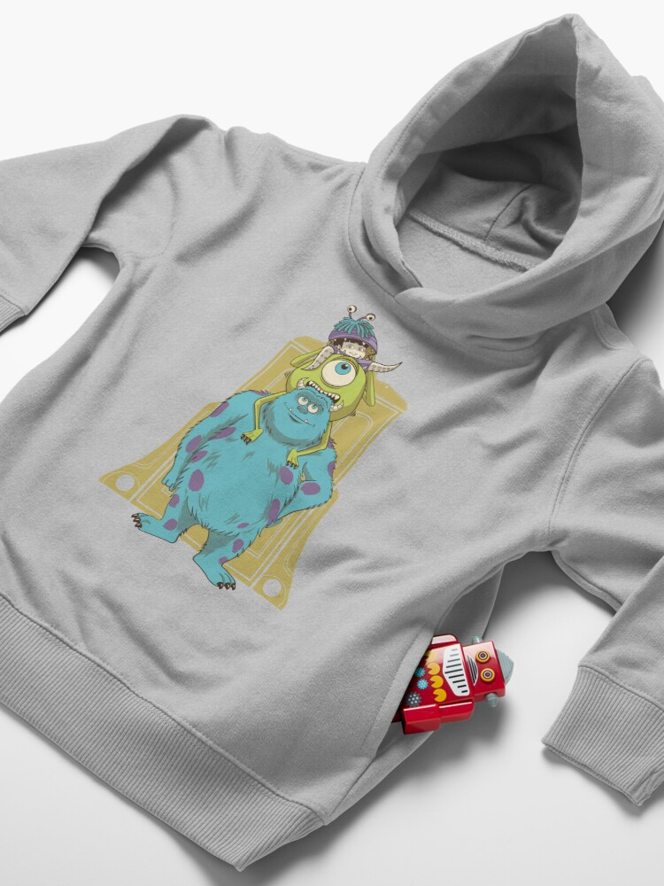 Alternate view of Monster inc. Toddler Pullover Hoodie