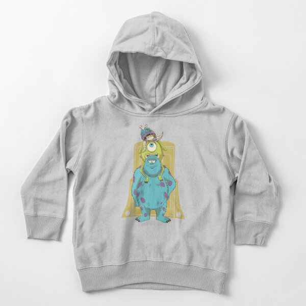 Monster inc. Toddler Pullover Hoodie