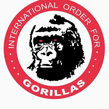 International Order For Gorillas by Blackwing