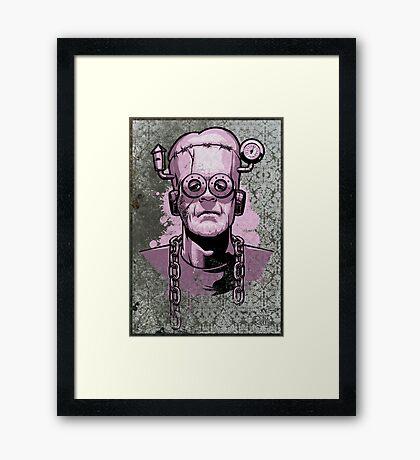 Frankenberry's Monster Framed Print