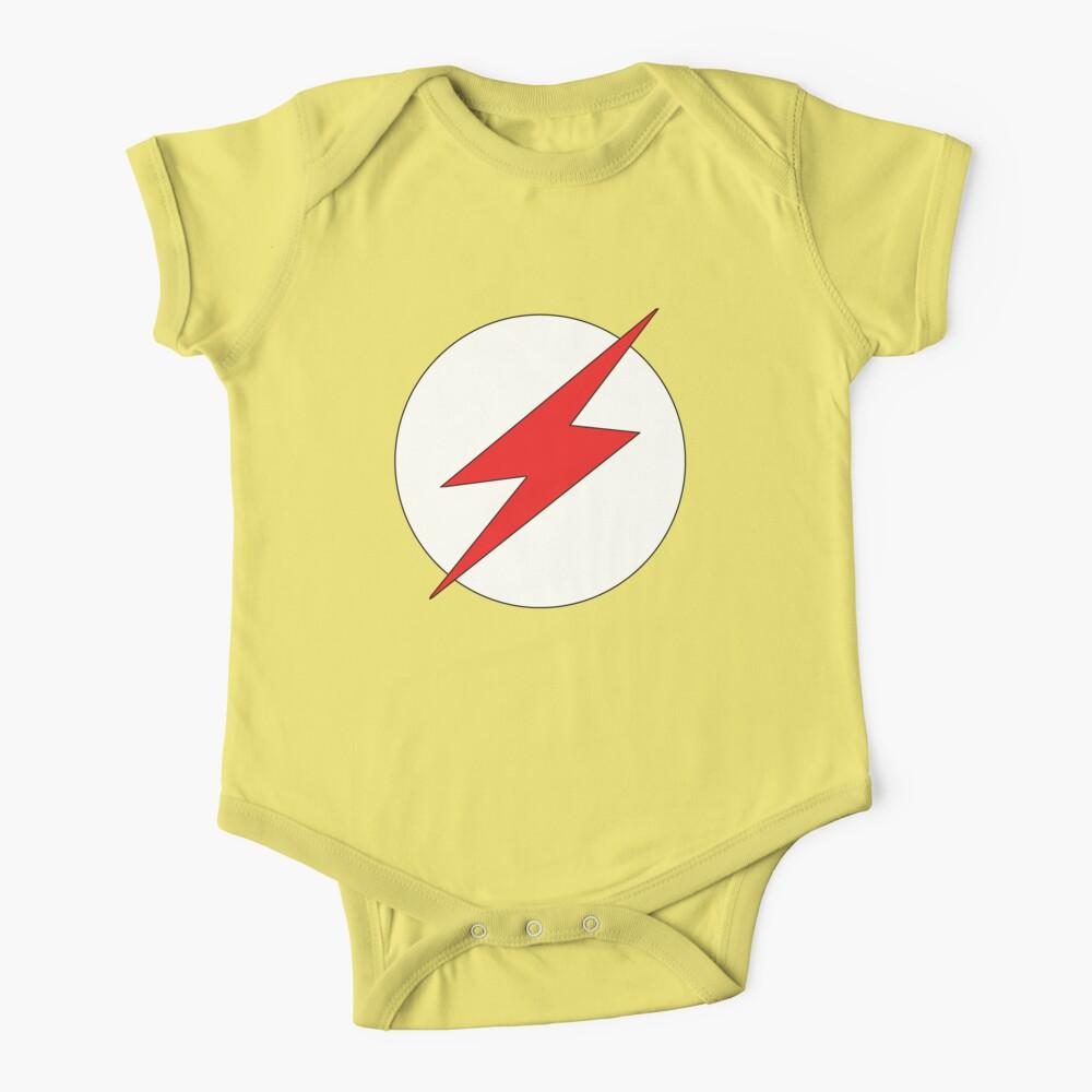 Kid Flash T-Shirt Baby One-Piece