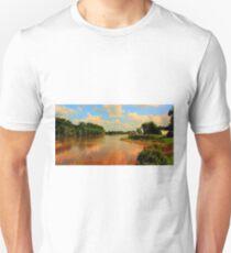Assiniboine River...HDR T-Shirt