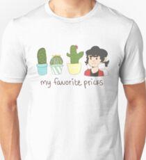 my favorite pricks (keith) Unisex T-Shirt