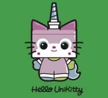 Hello Unikitty | Women's T-Shirt