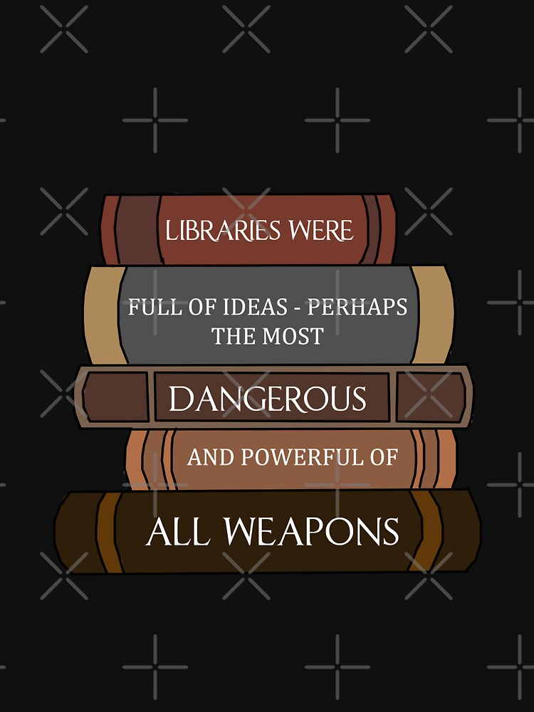 Las bibliotecas estaban llenas de ideas ... de CuteCrazies